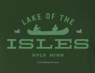Lake of the Isles