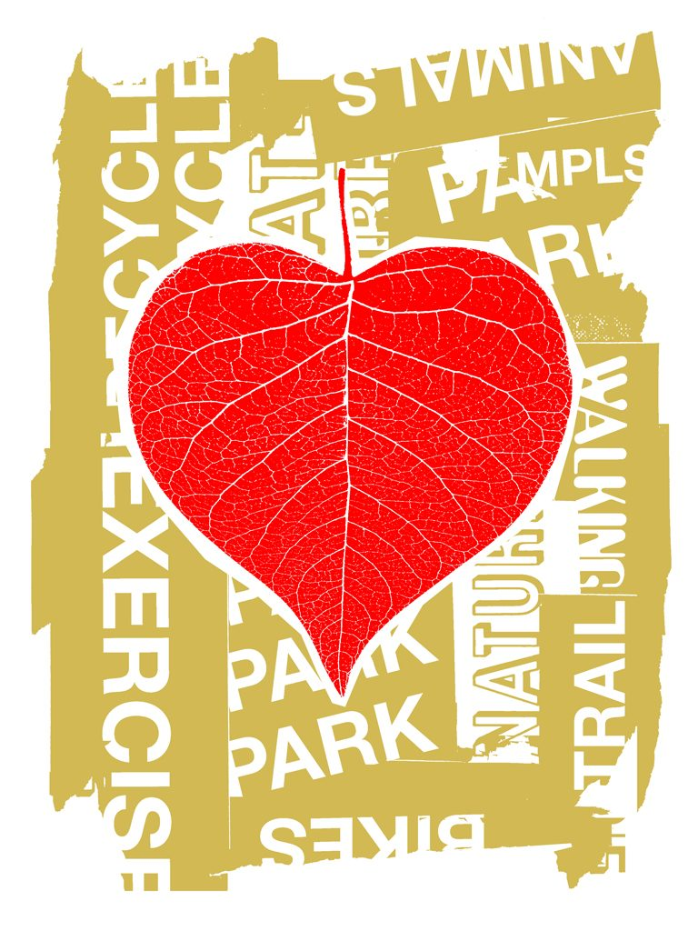 Park Life poster by Samuel Anderson