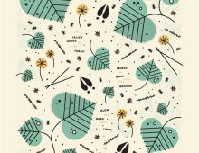 Forest Floor poster by Hannah Johnson