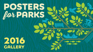 2016 Posters for Parks Gallery