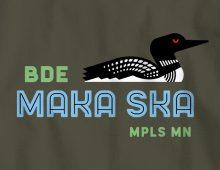 Detail of Bde Maka Ska Long-Sleeve T-Shirt