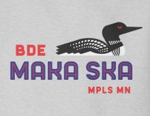 Detail of Bde Maka Ska Sweatshirt