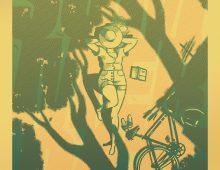 Summer Daze poster by Jesse Lindhorst