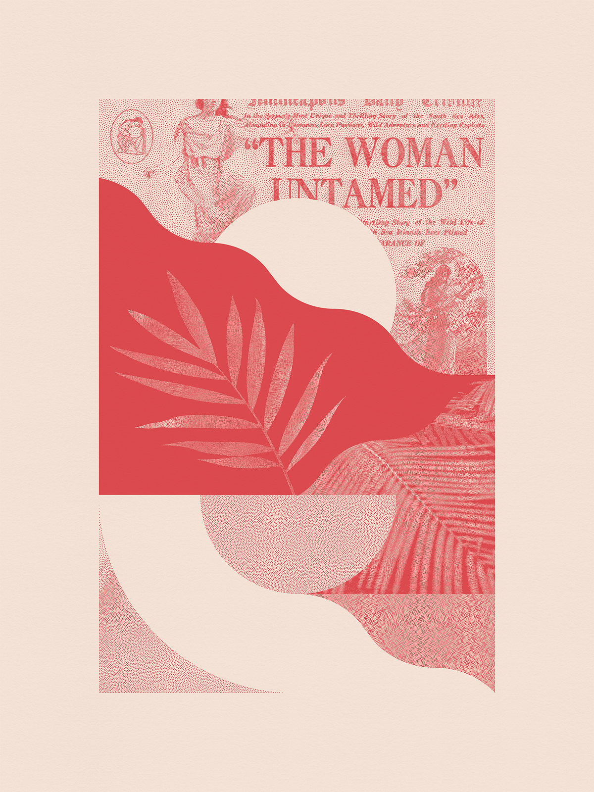 The Woman Untamed poster by Brent Schoepf
